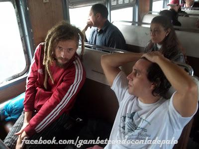 Con Tomás, de Progreso, Uruguay - Gambeteandoconladepalo