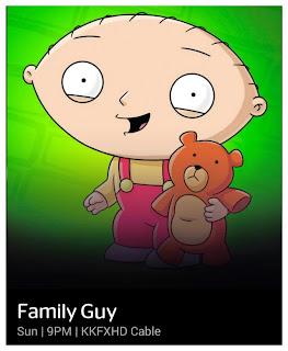 Family Guy, Viggle, Viggle Live, Viggle Mom