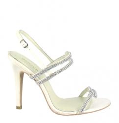 sandalia de novia de menbur