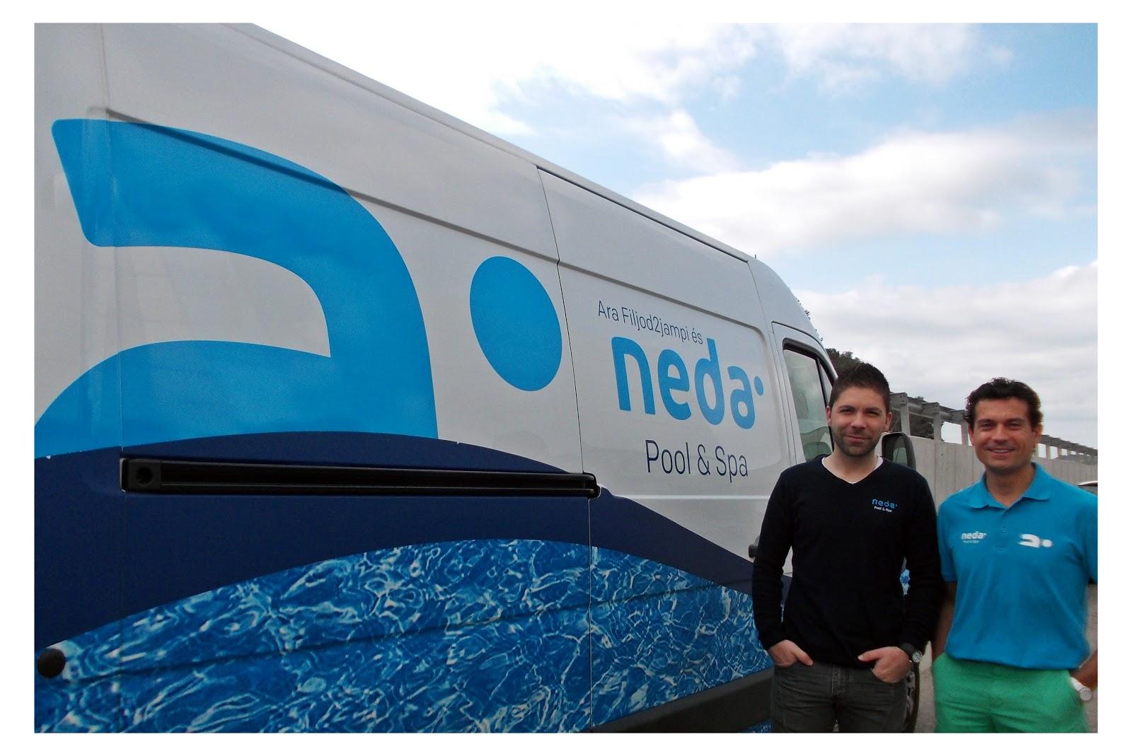 Neda for Neda piscines