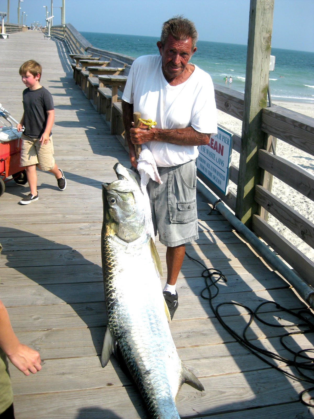 All things myrtle beach fishing on the grand strand for Best pier fishing rod