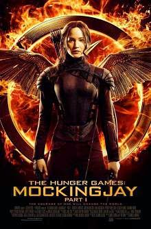 The Hunger Games: Mockingjay - Part 1 (2014) English Movie Poster