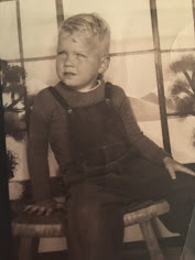 Dad, the younger years