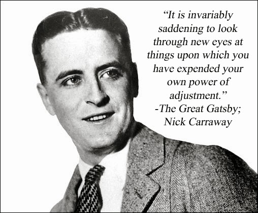 nick s maturation in the great gatsby In the great gatsby, nick's friendship and obsession with jay gatsby is a large part of the novel nick's obvious obsession with gatsby is apparent because of the fact that he is telling a.