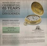 Franklin Income Fund - FKINX | Top Mutual Fund