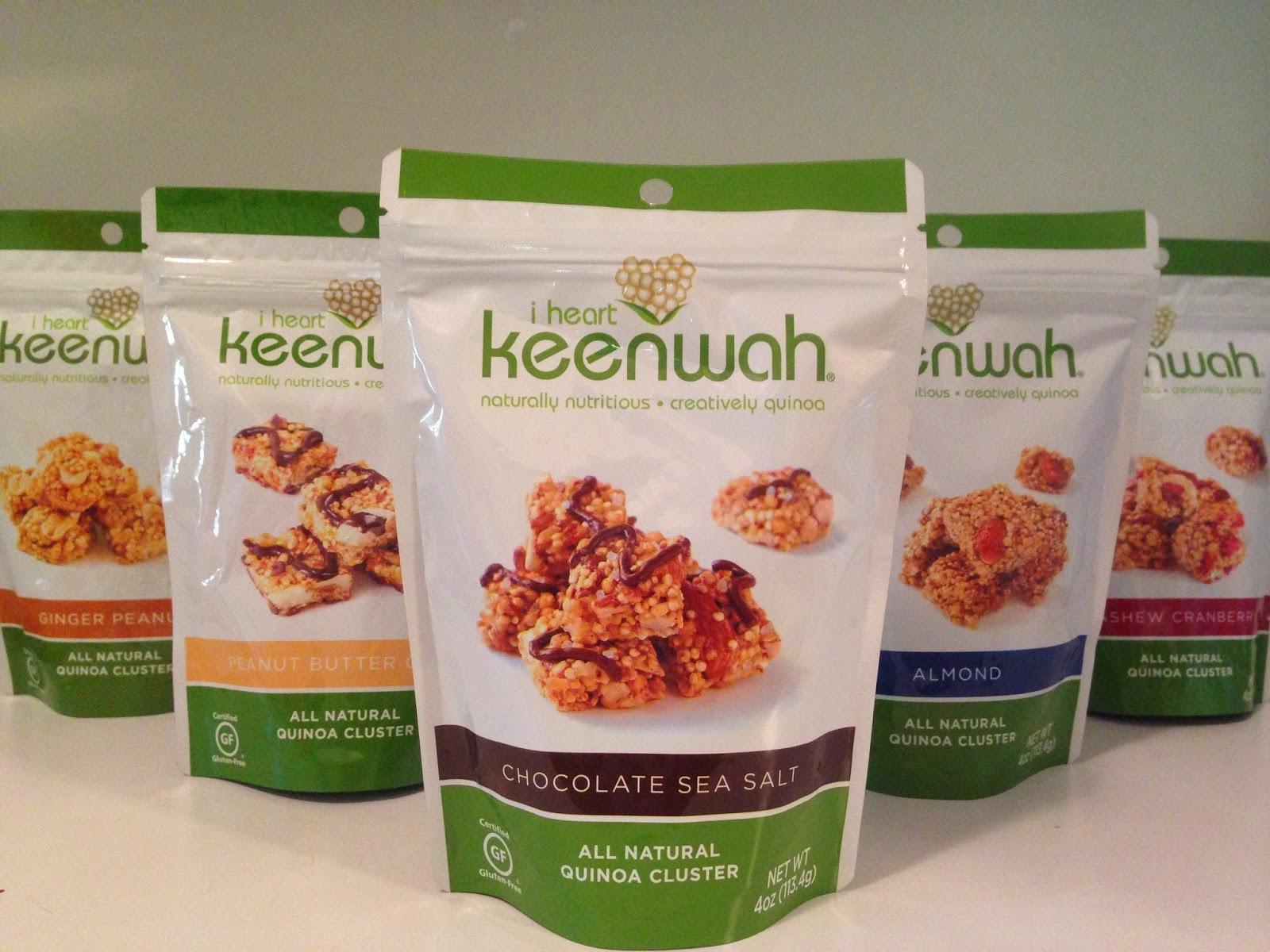 I heart Keenwah snacks