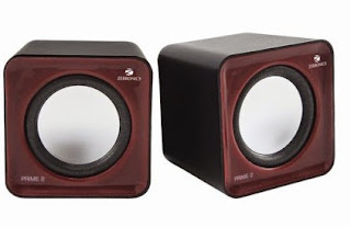 Zebronics Prime 2 Wired Laptop Speaker