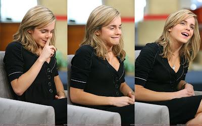 Emma Watson Young Actress Wallpaper