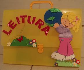 MALETA DE LEITURA