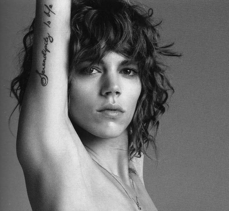 Gitwiddit Freja Beha Erichsen Tattoos