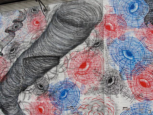 Street Art By Andrew Schoultz For RVA Urban Art Festival In Richmond, USA. 4