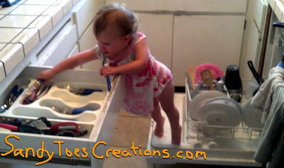 Sandy Toes Creations- Get Kids Involved in Organizing and Cleaning