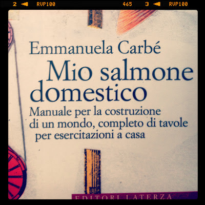 Mio salmone domestico, Emmanuela Carbé