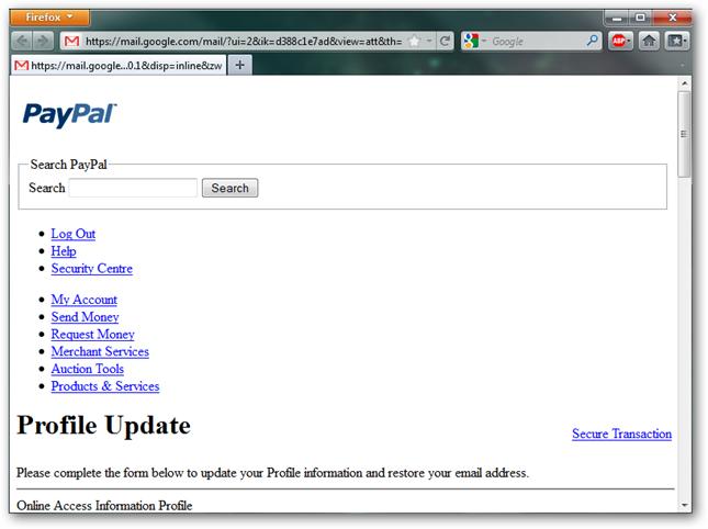 Traducciones, howtos, Unix, Linux, Windows, redes.: Seguridad online ...
