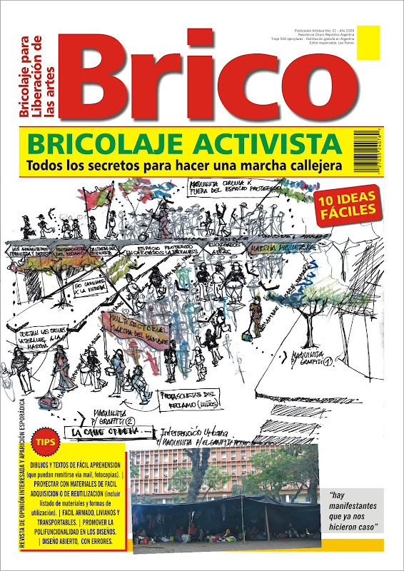 BRICOLAGE PARA LA REVOLUCION 1