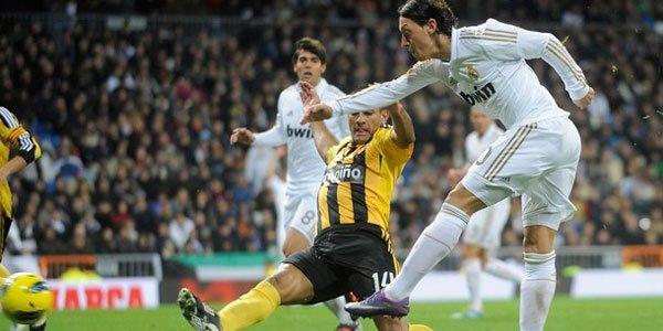 Prediksi Skor Real Madrid vs Real Zaragoza 4 November 2012