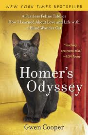 Book Review: Homer's Odyssey by Gwen Cooper