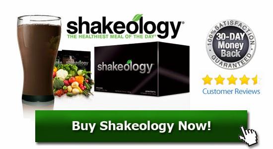 Buy Shakeology Now