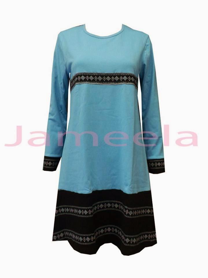 T-shirt-Muslimah-Jameela-JA219B