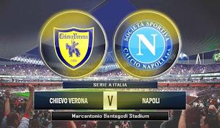 Chievo Verona vs Napoli