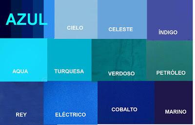 Mi Centro De Recursos Azul Blau Blue