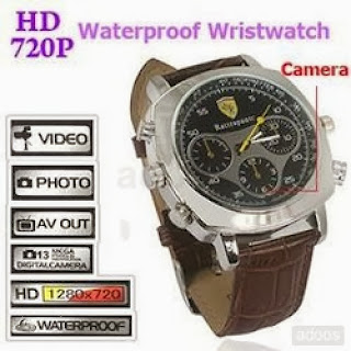 Buy spy wrist watch camera in Delhi India