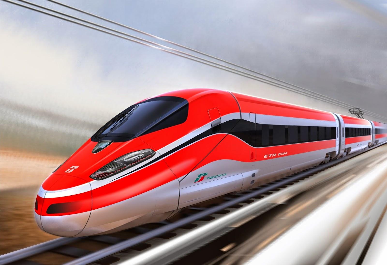 Freccia rossa torino milano rho Expo 2015