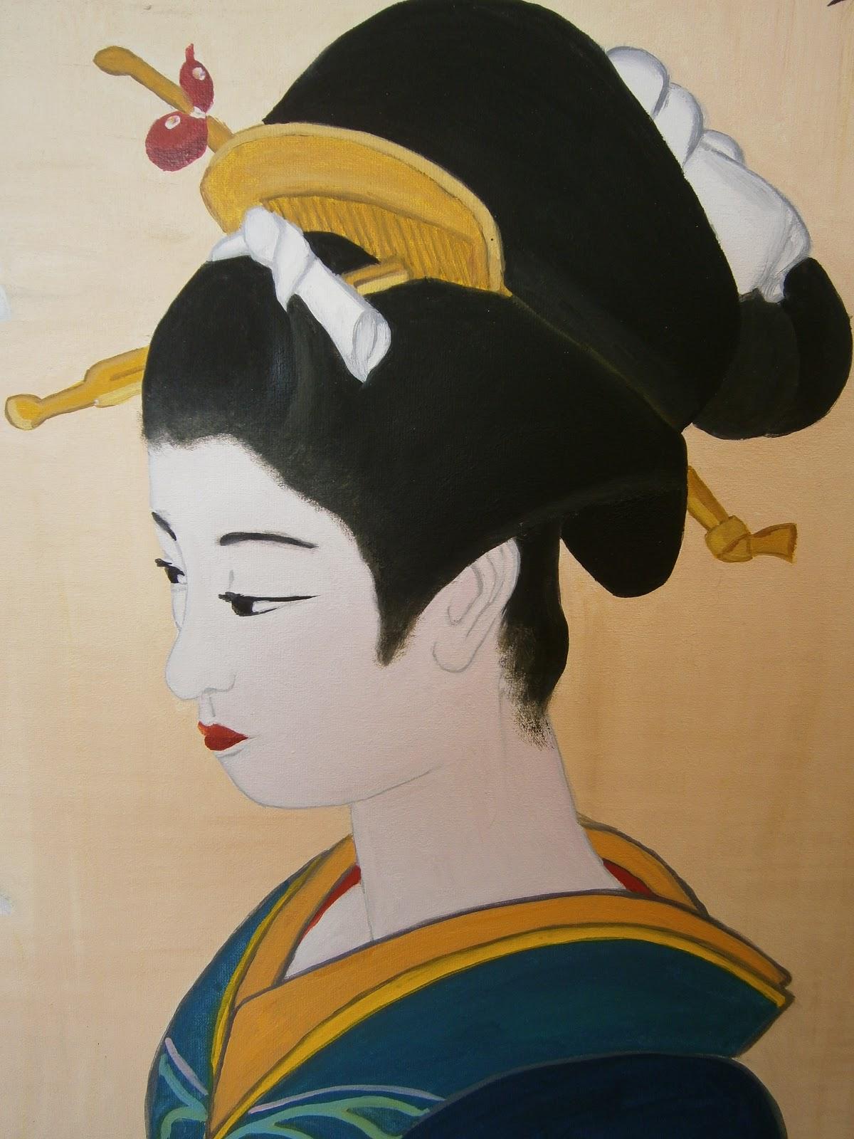 No se pueden grabar memorias de una geisha