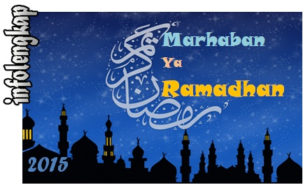 Inilah Tanggal Awal Puasa Ramadhan 2015
