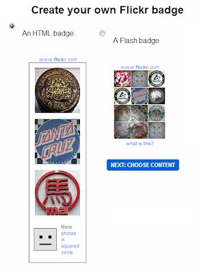 Flickr Albümünü Blogger'da Göstermek
