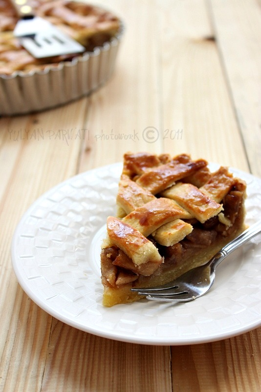 Cooking With Love: Lattice Apple Pie