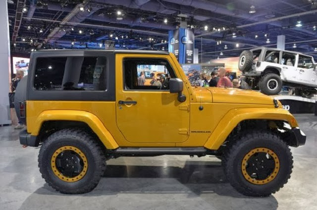 2015 Jeep Wrangler Unlimited Release Date, Changes/Redesign