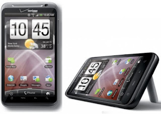 HTC Thunderbolt images Smartphone