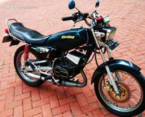 gambar motor yamaha rx king 1997