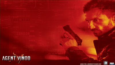 Saif Ali Khan - Agent Vinod HQ Wallpaper