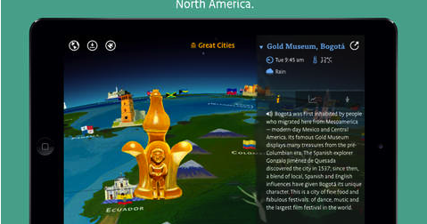 4 Handy Atlas Apps to Help Students Learn about The World
