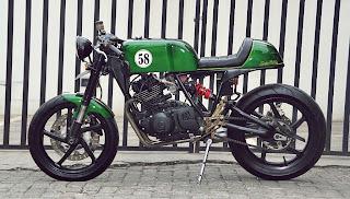 Budget Bikin Cafe Racer