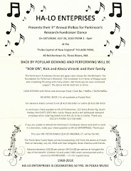 Third Annual Polka Benefit Dance for Parkinson's Research