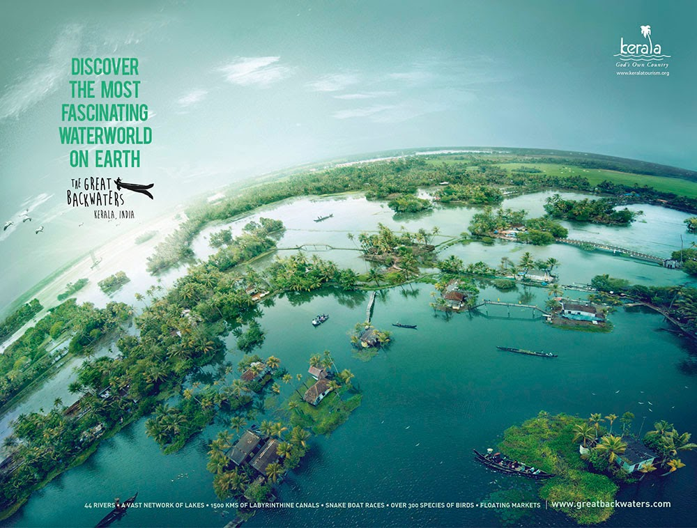 DISCOVER THE MOST FASCINATING WATER-WORLD ON EARTH.