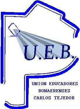 UNION EDUCADORES BONAERENSES CARLOS TEJEDOR