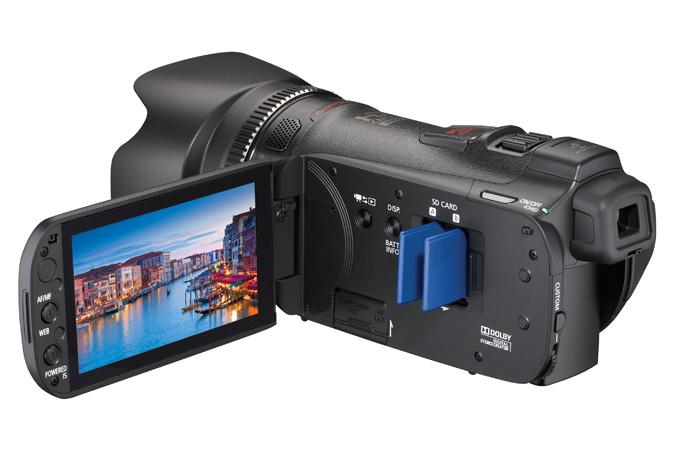 Canon VIXIA HF-G10 Campbell Cameras inFOCUS Blog Campbell Cameras ...