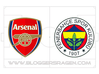Pertandingan Arsenal vs Fenerbahce