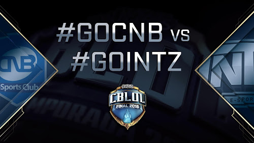 Assistir final do CBLOL 2016 - INTZ x CNB (Sportv 2)