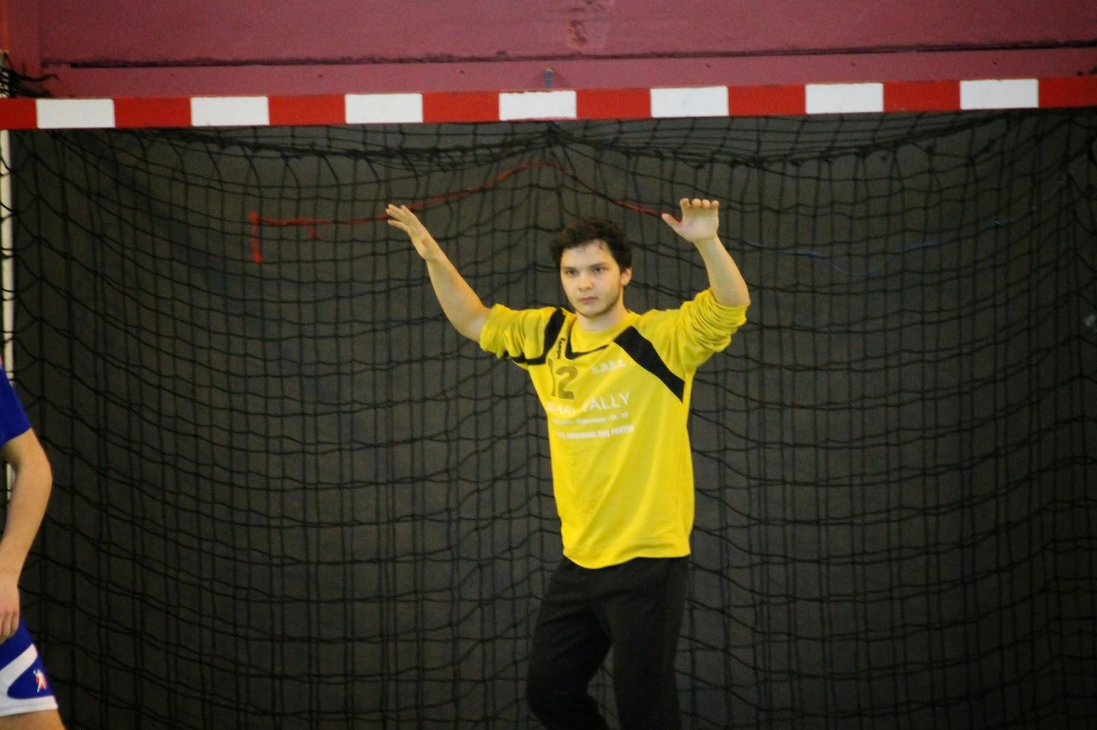 Entente port bayeux bessin handball 18g vs cherbourg for Intersport cherbourg