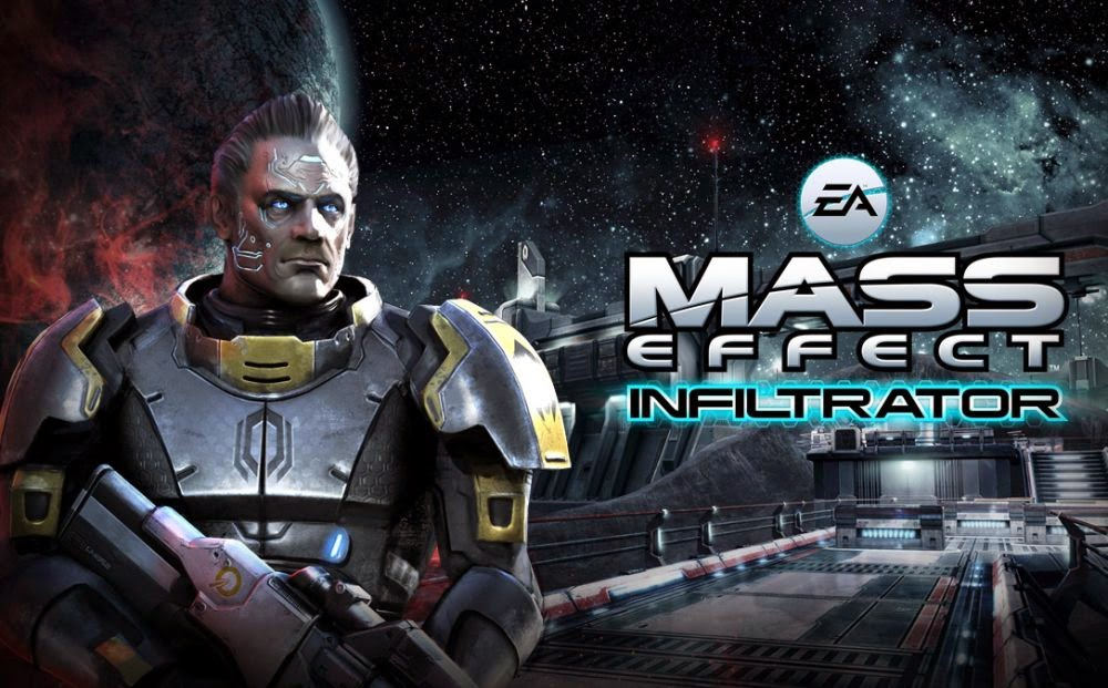 Mass Effect Infiltrator 1.0.39 Unlocked Apk