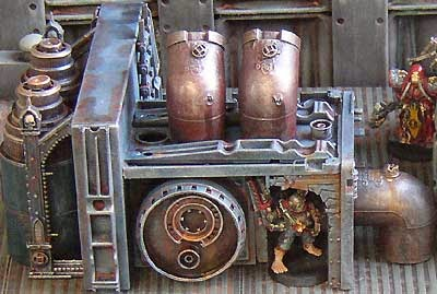 Iron Hands: Ventilator