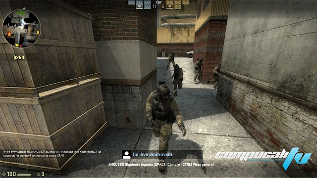 descargar counter strike global offensive full espanol