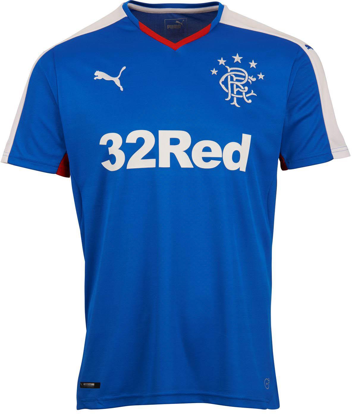 Rangers 15-16 Kits Released - Footy Headlines