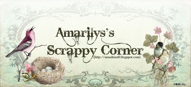 Amarilys&#39;s Scrappy Corner