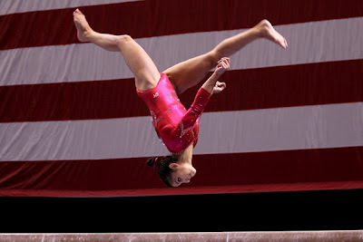 Aly Raisman 2012 Women's Olympic Gymnastics USA Team